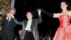 Росица Баталова на церемонията