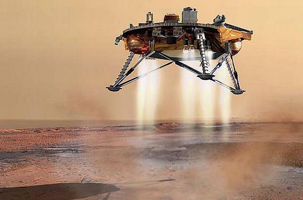 Ще стъпи ли човешки крак на Червената планета след 15-20 години?