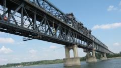 Donau-Brücke bei Russe