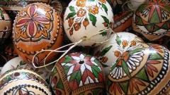 писани яйца Великден