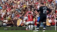Арсенал и Манчестър Юнайтед ще играят в 4-ия кръг на ФА Къп