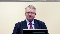 Лидерът на Сръбската радикална партия Воислав Шешел