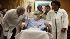 Либиецът Абделбасет ал Меграхи бе осъден за организиране на атентата.