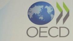 Организацията за икономическо сътрудничество и развитие лого ОИСР
