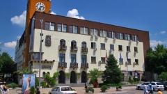 Сградата на Община Хасково
