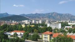 Изглед към град Сливен