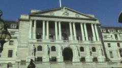 Английска централна банка