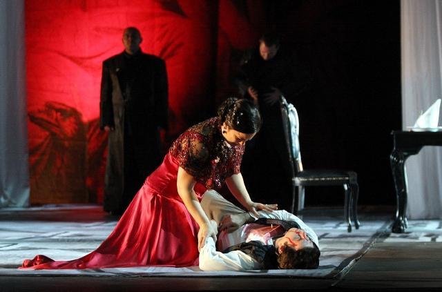 Тоска - Софийска опера 2011