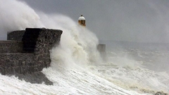 Великобритания ветрове вълни