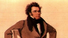Франц Шуберт - портрет от Вилхелм Аугуст Рийдер, май 1825 г.