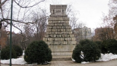 The Doctors' Monument in Sofia