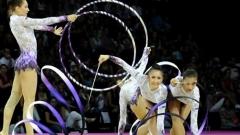 Увеличиха броя на олимпийските квоти в художествената гимнастика