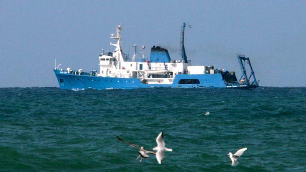 На неформална среща на генералните директори и аташетата по рибарство