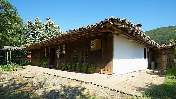 Yordan Yovkov museum house in Zheravna Photo: library