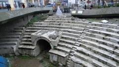 The Roman Stadium in Plovdiv