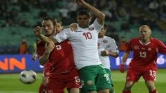 Димитър Макриев има мачове за националния отбор, а днес ще стиска палци срещу Словения