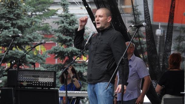 Лидерът на крайнолявата руска опозиционна партия