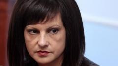 Даниела Дариткова - председател на здравната комисия в парламента