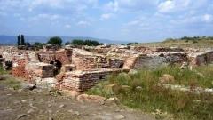 Крепостта Кабиле край Ямбол