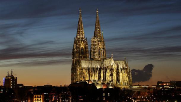 Кьолнската катедрала - За децата