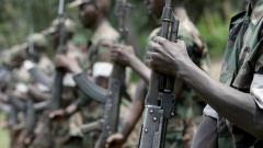 Африка Нигерия войници