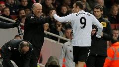 Димитър Бербатов напусна Тотнъм, за да отиде в Манчестър Юнайтед.
