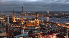 Рига, столица на Латвия