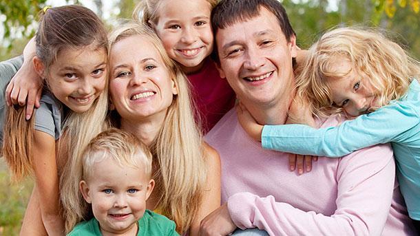 Децата укрепват връзката и семейството