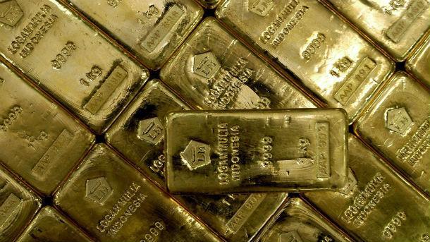 Русия съхранява златните си запаси изключително на своя територия, пише