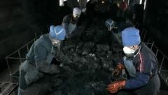 Китай мина работници миньори