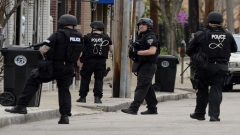 САЩ Бостън полиция полицаи