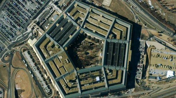 От Пентагона съобщиха, че преустановяват проектите за построяването на части
