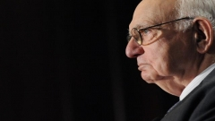 Пол Волкър, бивш шефа на Фед, почина на 92-годишна възраст