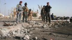 Ирак експлозия
