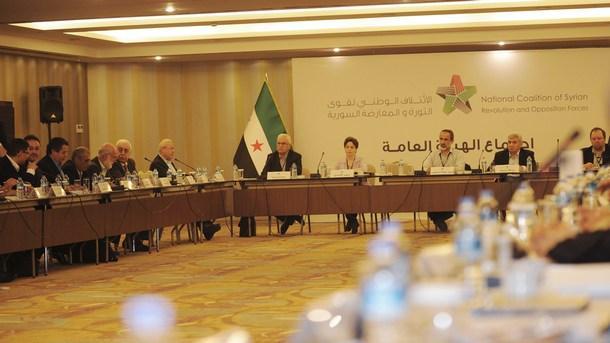 Сирия опозиция