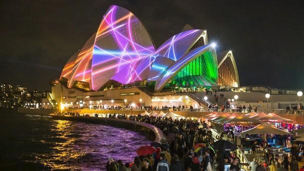Операта в Сидни, Австралия
