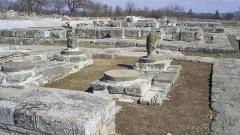 Ανασκαφές στην Πόλη Πλίσκα