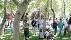 По време на протестите през лятото на 2013 г. в 78 области в Турция се проведоха общо 746 демонстрации.