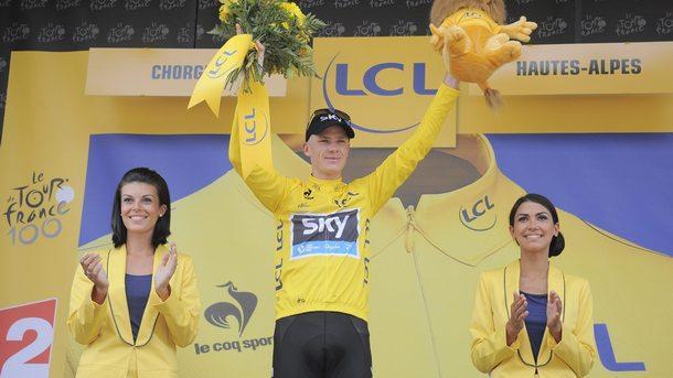 Четирикратният шампион Крис Фрум пропуска Обиколката на Франция