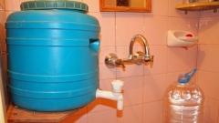 воден режим