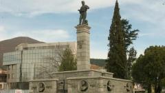 Паметник на Хаджи Димитър в Сливен