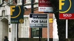 жилищен пазар; продажби на жилища