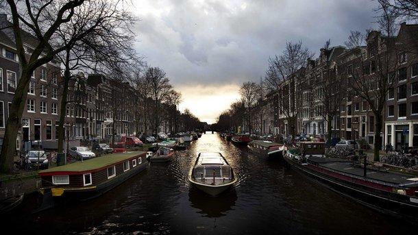 Холандия Амстердам