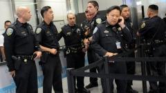САЩ полиция