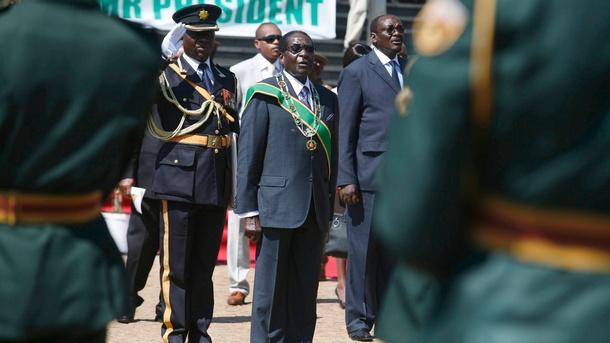 Робърт Мугабе - президент на Зимбабве
