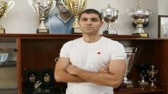 Димитър Макриев е играл в доста отбори у нас и в Европа