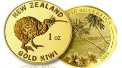 новозеландски долар;киви