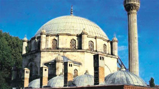 Şumen'de Tombul camii.
