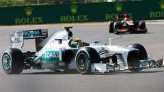Формула 1, Корея Хамилтън