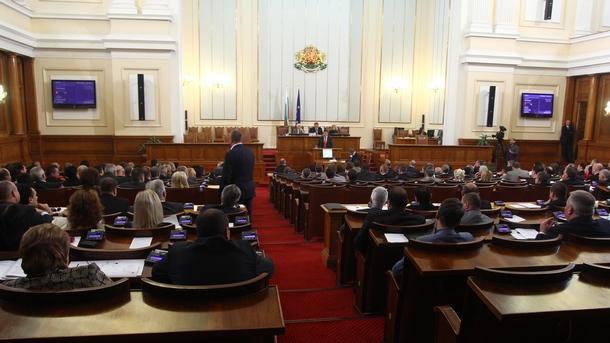 Заместник-министърът на правосъдието Николай Проданов е в Народното събрание, за